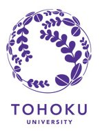 official logo of Tohoku University, designed in 2005